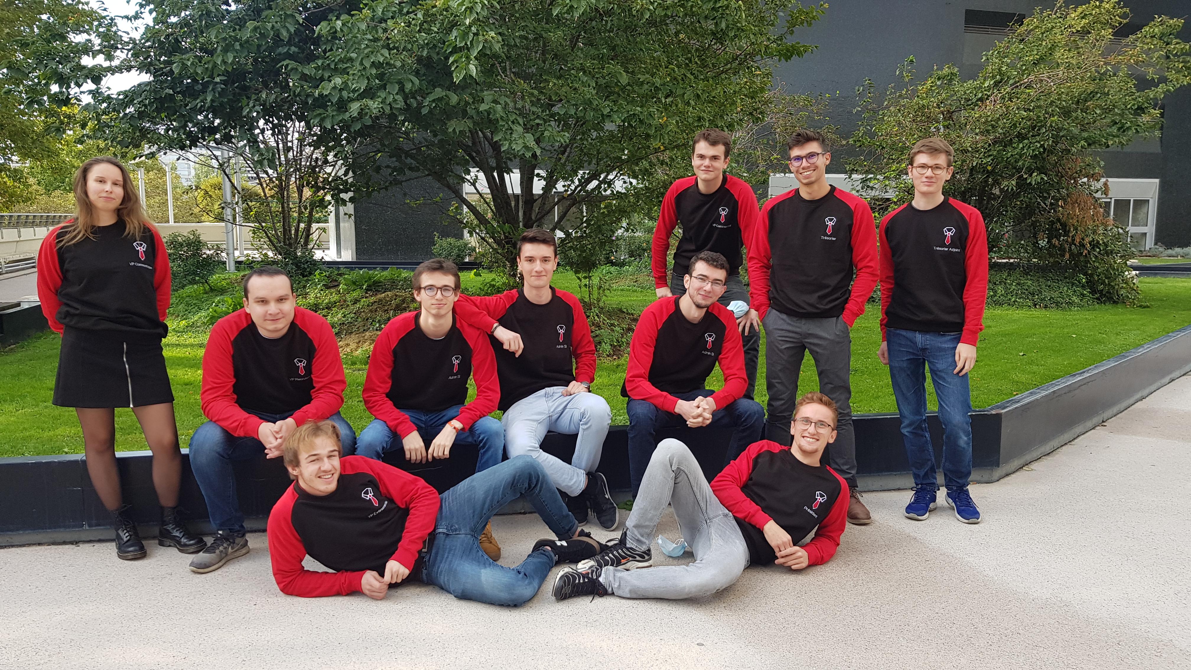 Photo équipe 2020